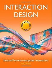 Interaction Design: Beyond Human-Computer Interaction NEW BOOK