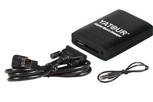 Yatour USB SD AUX Adapter Suzuki & Subaru Clarion