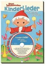 Lieder Liederbuch Kinderbuch Unser Sandmännchen Kinderlieder mit CD Sandmann