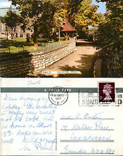 Sunderland Posted Printed Collectable Durham Postcards