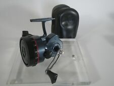 ancien moulinet de pêche CONTACT 400 bleu  / Fishing reel
