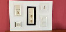 Tapetenschutz Dekorrahmen Wandschutz Tapetenschoner Lichtschalter Acryl Schalter