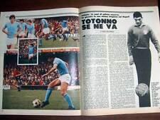1978 NAPOLI MATTINO ILLUSTRATO - TOTONNO JULIANO ANTONIO CALCIO AEREO FREGOLI **