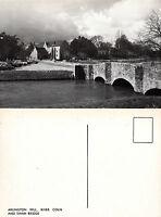 1970's ARLINGTON MILL RIVER COLN Nr BIBURY GLOUCESTERSHIRE POSTCARD