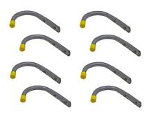 """8 Pc 6"""" Large Storage Handy Hanger Hook For Tools Bikes Cords Hoses and More"""