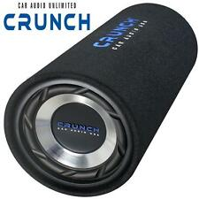{Crunch gts250 SUBWOOFER TUBO Bass Reflex ruolo Tube con 25cm Bass WOOFER