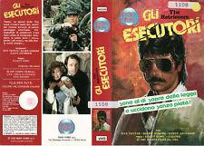 Gli esecutori (1987) VHS