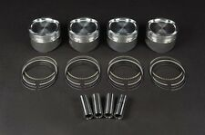 4 Pistons neufs complets RENAULT SUPER 5 GT TURBO 1.4 PHASE 1 et 2