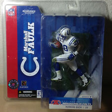 McFARLANE NFL Collection Series 7_MARSHALL FAULK Chase figure_Indianapolis Colts