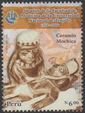 Perú 1760 2008 50 años de la Facultad de Medicina  Universidad de Trujillo MNH