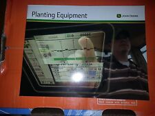 "John Deere ""Planting Equipment"" Catalog Brochure Leaflet"