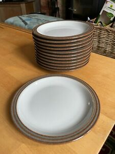 """Denby Greystone Tea / Side Plates 6 1/4"""" 16cm up to 12 available you choose"""