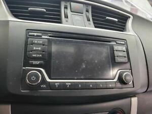 Audio Equipment Radio Receiver Am-fm-cd Fits 15-16 VERSA 1284023