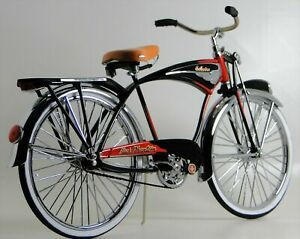 Schwinn Vintage Bicycle Rare 1950s Bike Cycle Metal Model >>>Length: 11.5 Inches