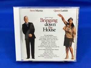 [SEALED] Bringing Down The House (Original Soundtrack) | Movie Film CD 2003 US