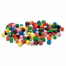 Learning Resources Centimeter Cubes, Set of 1000 (ler2089)