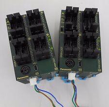Panasonic FP0R-C32T & FP0R-E32T (lot of 2)