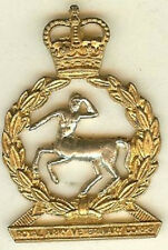 Cap Badge Army - Royal Army Veterinary Corps Queens Crown