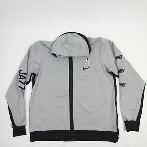 Utah Jazz Nike Dri-Fit Jacket Men's Gray New with Tags
