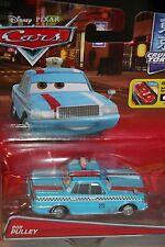 "DISNEY PIXAR CARS 2 ""BOB PULLEY"" NEW IN PACKAGE, SHIP WORLDWIDE"