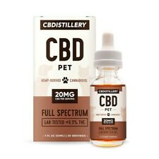 600 mg CBD Hemp Oil for Pets