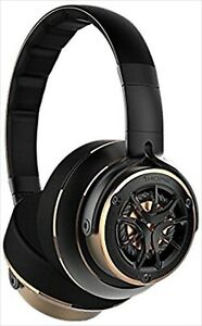1MORE H1707 Triple Driver Over Ear Headphones Gold Hi-Res Free Shipping TA0224
