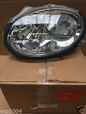 NEW MGF HEADLIGHT MGF HEADLAMP LH FOR UK RHD CARS XBC104031 BRAND NEW