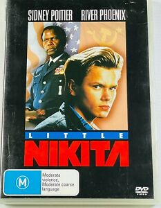 Little Nikita (DVD, 2006) Sidney Poitier RARE PAL Region 4 Free Postage