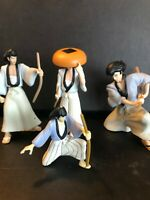 Lupin the Third / 3.1in / 4figures/from japan/ONLY Ishikawa Goemon/P