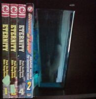 Eternity 1-2, 4 Lot of 4 Shonen Manga Manhwa, 13+, English, Park Jin-Ryong