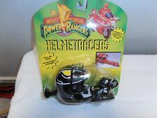 Mighty Morphin Power Rangers Helmet Racers Black Ranger (1994)