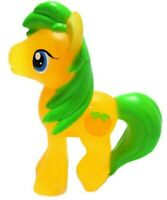 "2013 My Little Pony FiM Blind Bag Wave #8 2"" Transparent Mosely Orange Figure"