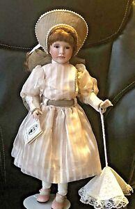 "1998 Grand Duchess Anastasia Nicholaievna 16"" Doll  Wendy Lawton Wood/Porcelain"