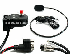 MIC-100 D, Handfree for Mobile Radio - Alinco DR-635T/E, compact free speaker