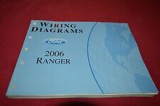 Ford Ranger Truck 2006 Dealer Wiring Diagram Manual BAPA