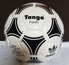 New listing Adidas Tango Espana 1982 World Cup Official & Authentic Ball (Doesn'T Hold Air)