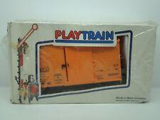 FALLER - PLAY TRAIN - PISTE O - WAGON DE MARCHANDISES - REF: 6604 - NEUF -