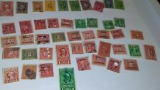US REVENUE STAMP COLLECTION APROX 100 USED STAMPS $200 OR BEST OFFER
