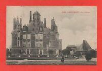 MONTMORT - Le château   (J6287)