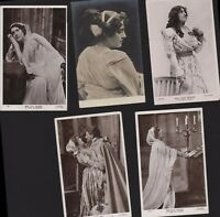 VINTAGE POSTCARDS - EDWARDIAN ACTRESS MISS JULIA NEILSON RN.83