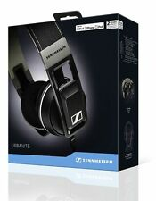 Sennheiser Urbanite On-Ear Headphones in Black for iPhone iPod iPad Apple iOS