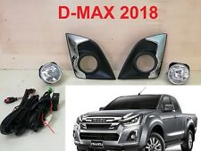 ISUZU Dmax D-Max Fog Lamp Spot light Clear LEN GroupSET 2016-2018 L&R Pickup 4X4