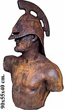Australian Sculpture Greek King Leonidas of Sparta made in Sydney bust 90 cm.