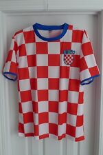 CROATIA National Football Soccer Team Jersey Shirt Size Large