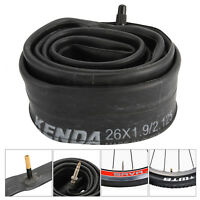 Kenda Bike INNER TUBE Presta / Schrader Valve For MOUNTAIN ROAD BIKE  Multi Size