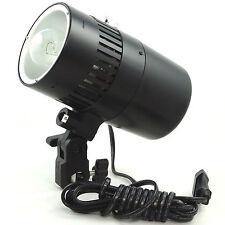 Antorcha Flash de Estudio CY100 Lampara 100W E27 con Fotocélula e Synch