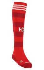 Adidas MLS Adult FC Dallas Classic Cushioned Soccer Socks, Red/White