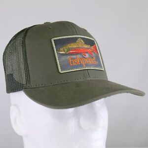 Fishpond Brookie Hat - Olive - FREE SHIPPING
