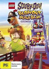 LEGO Scooby-Doo: Blowout Beach Bash NEW R4 DVD