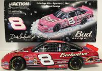 Dale Earnhardt Jr. Unsigned #8 2001 1:24 Scale Die Cast Car